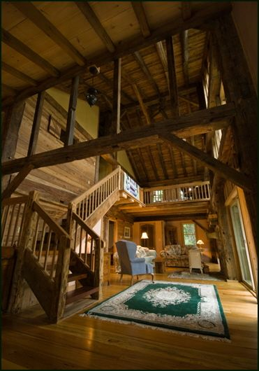 17 Best Ideas About Converted Barn Homes On Pinterest