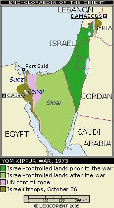 Egypt Yom Kippur War | also called Ramadan War and October War