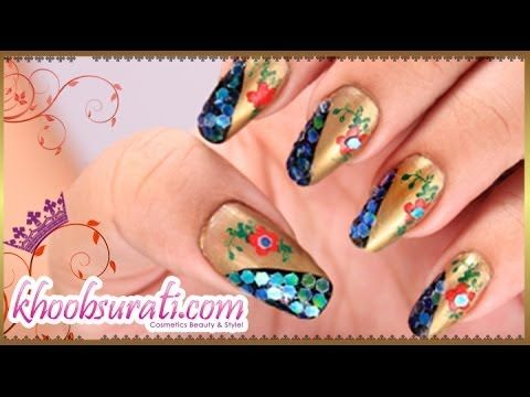 Royal Nail Art Design