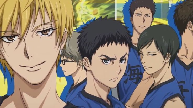 Kaijo High, Kise is always stunning
