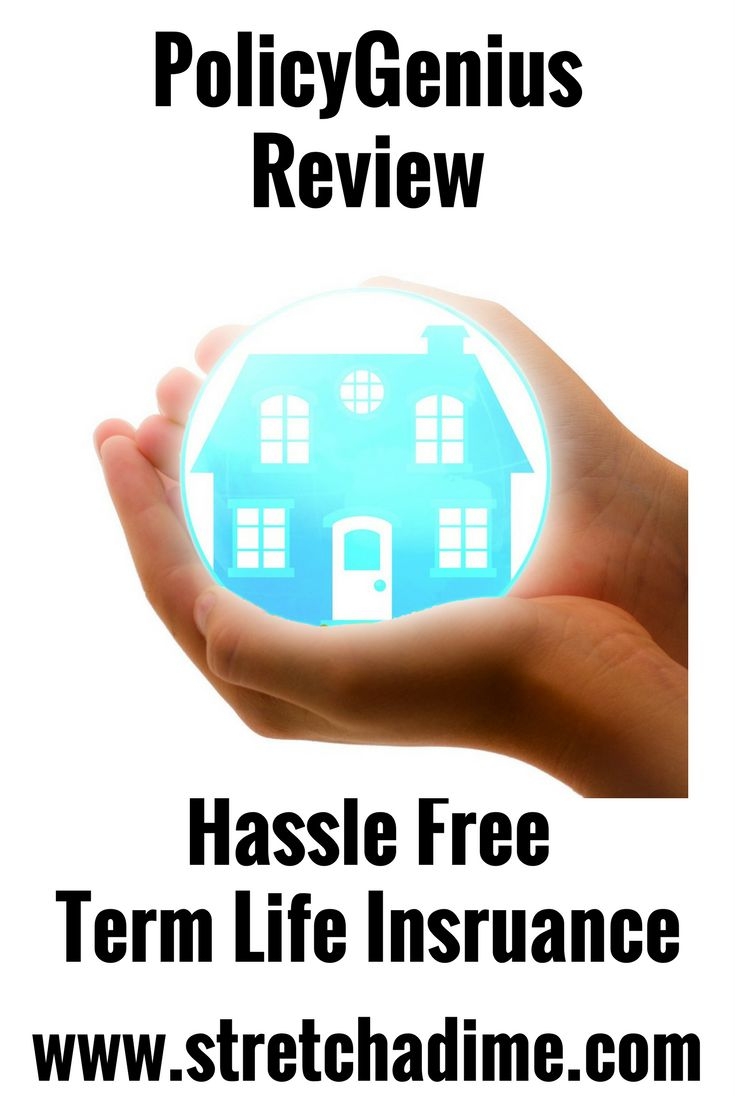 Policygenius review easy and hassle free way to purchase term life insurance http