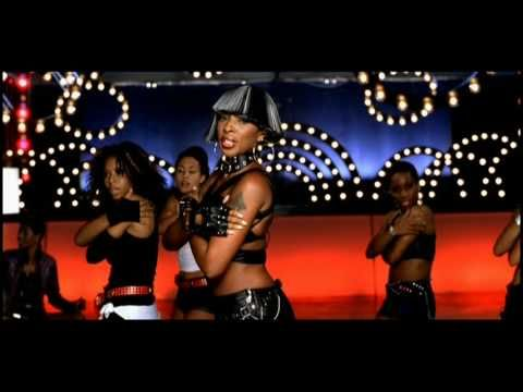 """Family Affair"" by Mary J. Blige 