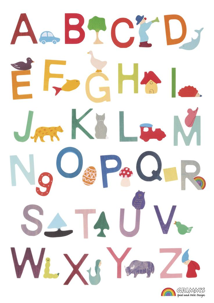7 best ABC images on Pinterest | Abc poster, Baby room and Child room