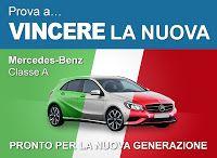 Tecnologica-mente Angela: Prova a… VINCERE LA NUOVA Mercedes-Benz Classe A