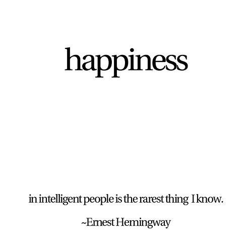 Ik wil mijn hele weekeinde aan Hemingway besteden. Dat zal wel weer niet lukken.