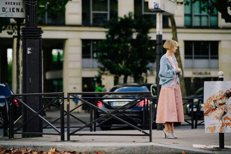 Vika Gazinskaya   Paris via Le 21ème