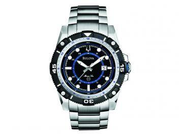 Relógio Masculino Bulova WB31729F - Analógico Resistente à Água Calendário