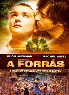 A Forrás / The Fountain (2006) (teljes film)