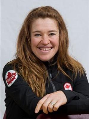 Clara Hughes - 6 medals in summer AND winter olympics!