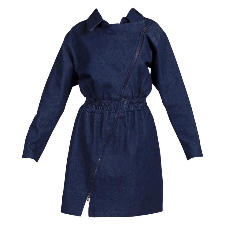Rocker kjole/jakke