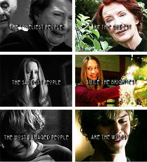 Ahs Quotes: 17 Best Ideas About American Horror Stories On Pinterest