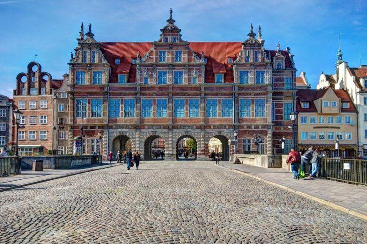 Zielona Brama / Green #Gate, #gdansk