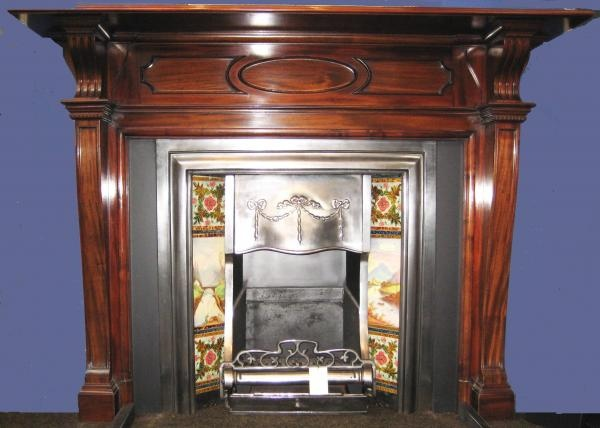 118 best E-45) Domestic...River Rock and Antique Fireplaces...Wood ...