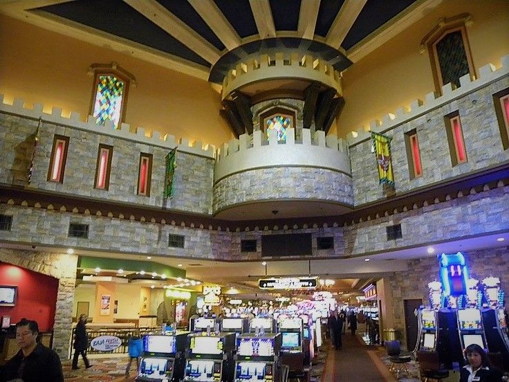 Excalibur Hotel And Casino Las Vegas Review With Images Las