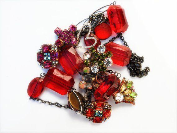 Pendentif Rouge /à L/èvres Violet Charms Perles Bracelets compatibles Toutes Marques id/ée Cadeau Soldes dhiver