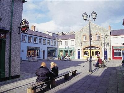 The Craft Village (Londonderry/Derry)    Take a step back in time when you visit this charming Craft Village, located in the heart of the city. This village combines craft shops, balconied apartments, a licensed restaurant and a coffee shop