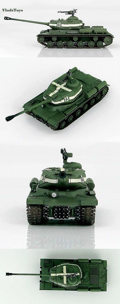 Tanks and Military Vehicles 171138: Hobby Master 1:72 Is-2 Heavy Tank Soviet Army 88Th Guards Heavy Tank Bgd Hg7008 -> BUY IT NOW ONLY: $32.95 on eBay!