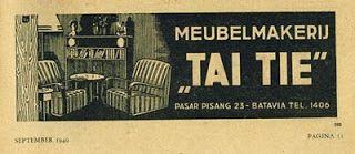 """""""TAI TIE"""" Meubel"""