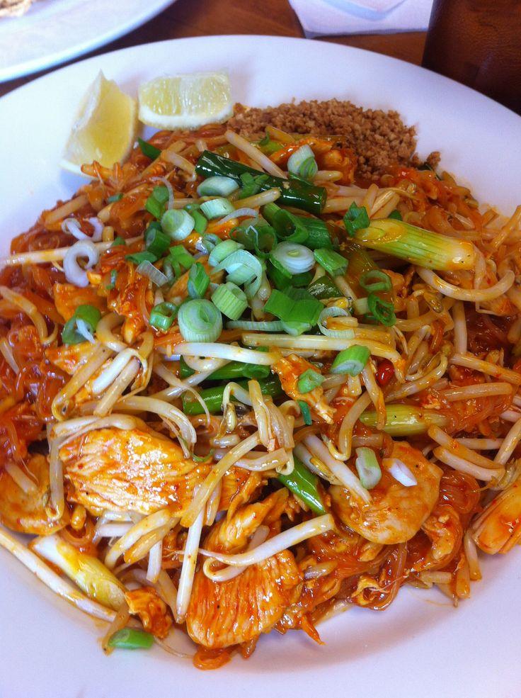 Pad Lao chicken