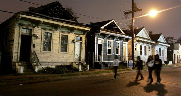Most Dangerous Neighborhoods in America