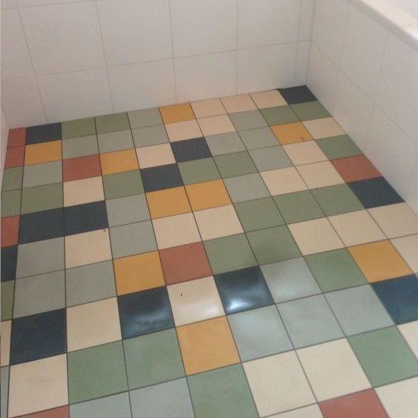 Renovatie jaren 60 badkamer Emmeloord