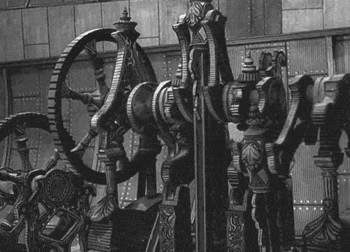 The Fabulous World of Jules Verne   #Gif #Engine #Steampunk