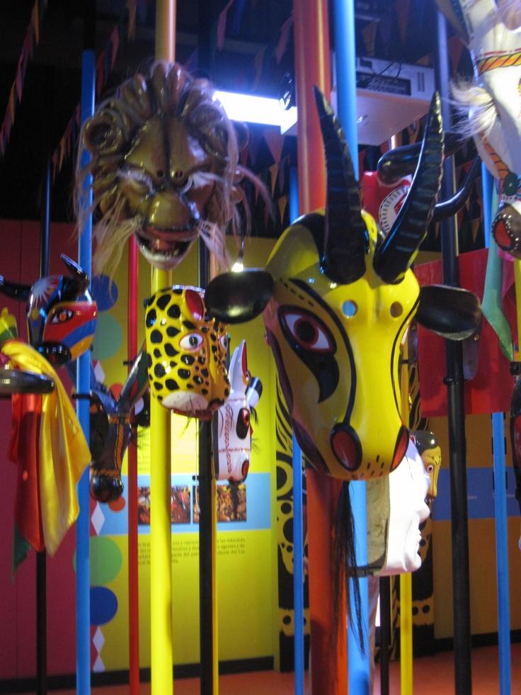 Máscaras del Carnaval de Barranquilla - Colombia - Daniela Violi ® - 2013