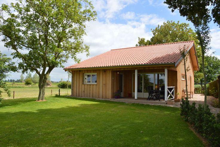 Heerlijk vakantiehuis in Wijhe (Overijssel) Verhuurbedrijf biedt deze via onze site te huur aan.