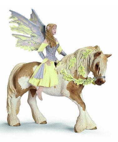 Another great find on #zulily! Sera & Horse Figurine Set by Schleich #zulilyfinds