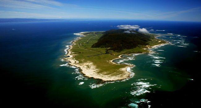 Panorámica de Isla Mocha