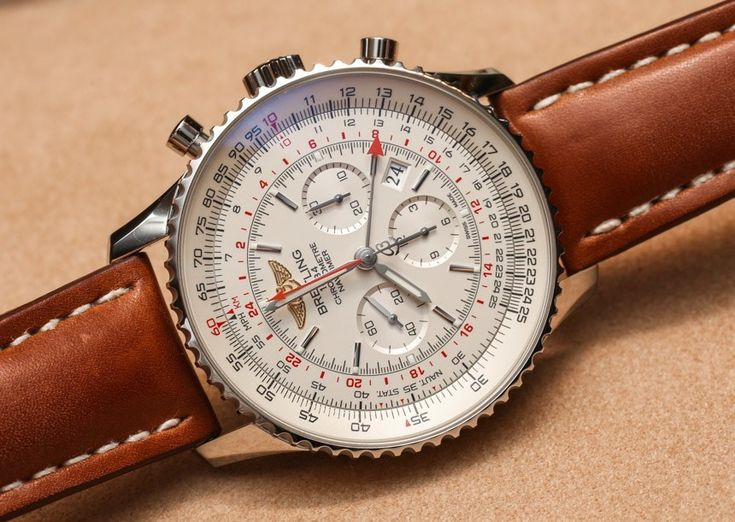 Breitling Navitimer GMT 48mm Watch