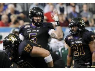 UCONN at East Carolina 10/23/14 - College Football Picks & Predictions » Picks and Parlays