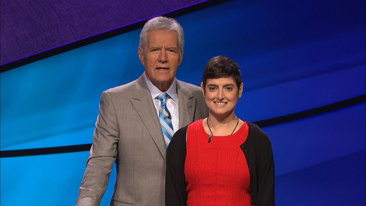 Alex Trebek honors 'Jeopardy!' winner who died before her episodes aired