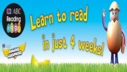 FREE 4 Week Trial of ABC Reading Eggs Program!