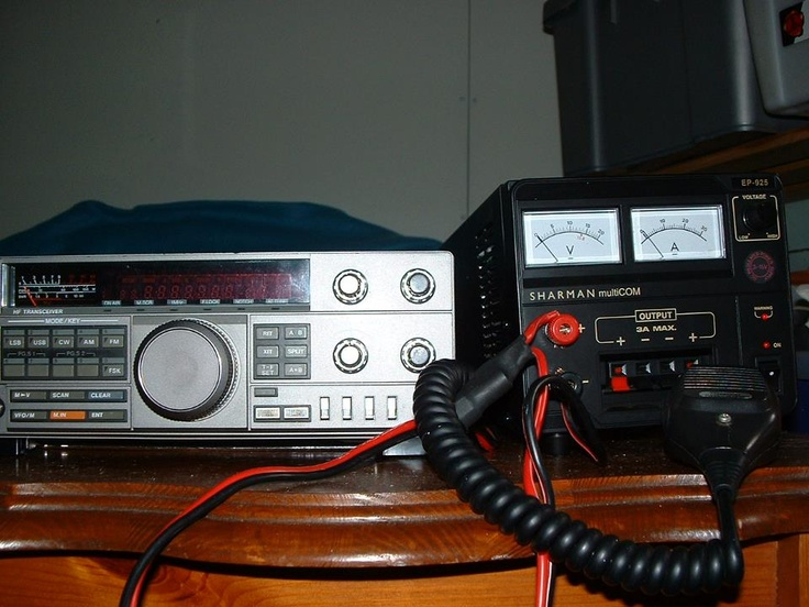 My Amateur Radio