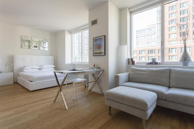 A peek inside Rockefeller Park Studio in New York from onefinestay