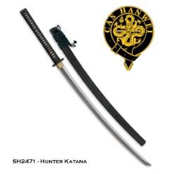 Hunter Katana by CAS Hanwei