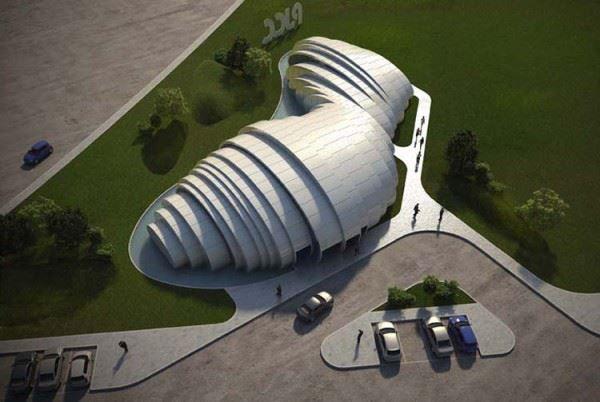 Pod Pavilion in Kuala Lumpur by Studio Nicoletti