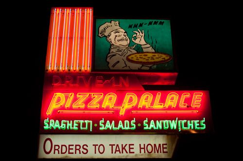 Pizza Palace: Knoxville, Tennessee's Pizza Drive-In ...