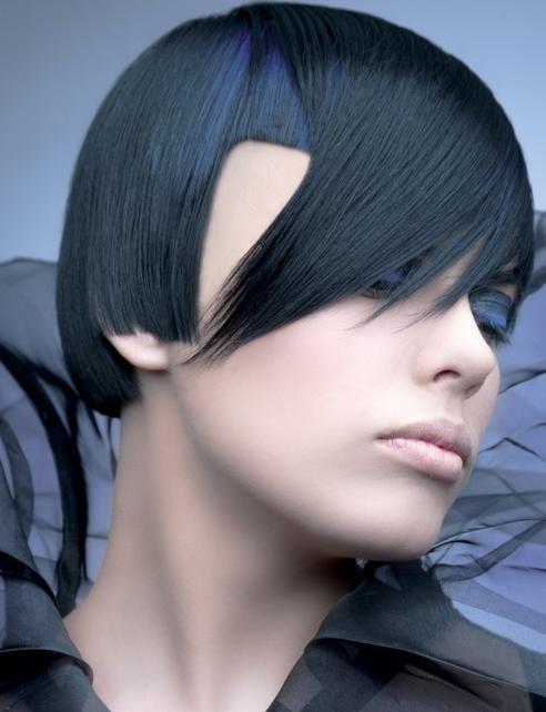 Best The Bold Beautiful Images On Pinterest Creative Hair - Creative hairstyle color