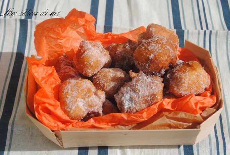 Découvrez la recette Fritelles, beignets du carnaval de Venise sur cuisineactuelle.fr.