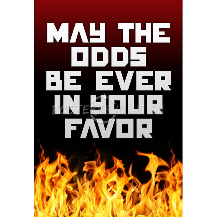 May the odds be ever in their favor: Hunger Games fans