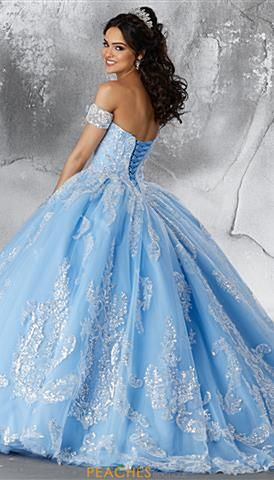 a6715d98f19 Ball Gowns and Quinceañera Dresses in 2019