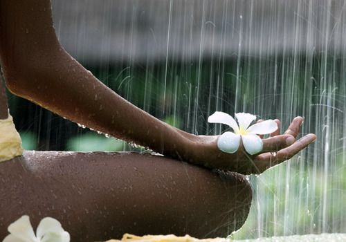 ): It Was, Life, Inspiration, Photo, Yoga, Flower, Rainy Days, Island