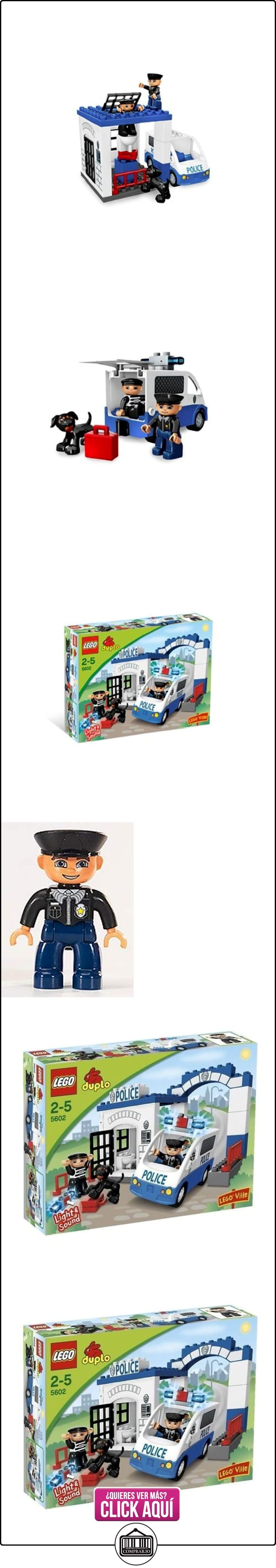 LEGO Police Station - figuras de juguete para niños (Multi)  ✿ Lego - el surtido más amplio ✿ ▬► Ver oferta: http://comprar.io/goto/B00440E2B0