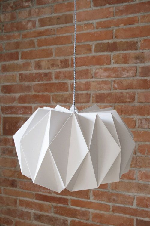 Lampori - Czech Origami Light