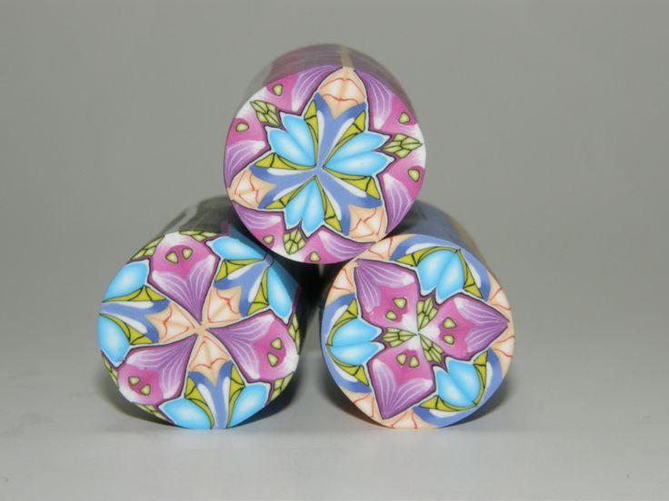 originální kaleidoskopové cany Marty Špalkové