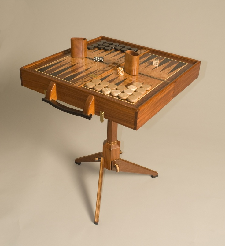 attractive ideas steampunk furniture. Campaign Style Game Table 102 best Furniture images on Pinterest