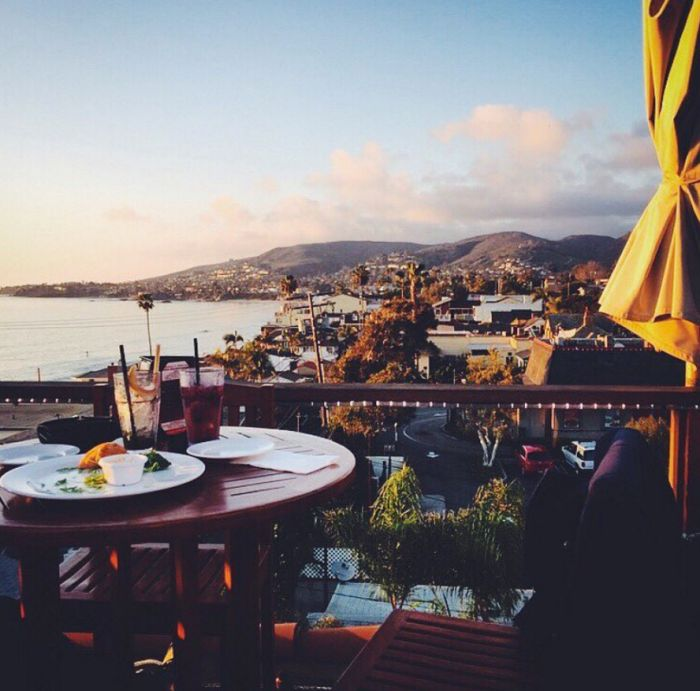 4. The Rooftop Lounge in Laguna Beach