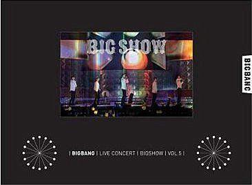 韓國團體 BIGBANG【2010 BIGSHOW Live Concert DVD 演唱會 (韓國進口版)】 無中字